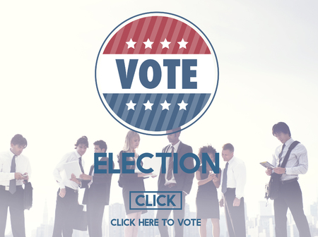 elect: Election Vote Government Choice Voting Concept