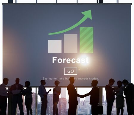 to foresee: Forecast Prediction Future Plan Strategy Online Concept