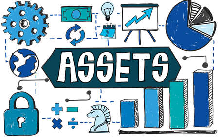 advantage: Assets Advantage Budget Benefirt Bonus Concept
