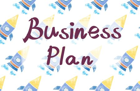 tactics: Business Plan Strategy Vision Direction Tactics Concept Stock Photo