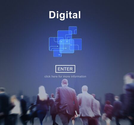 haste: Digital Online Internet Technology Information Concept