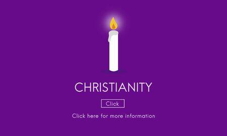 cristianismo: Christianity Jesus Christ Believe Faith God Religion Concept