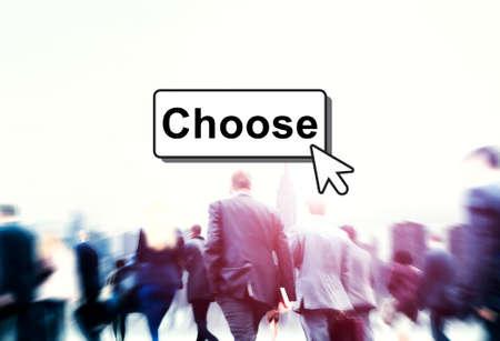 add button: Click Choose Add Button Interface Concept Stock Photo