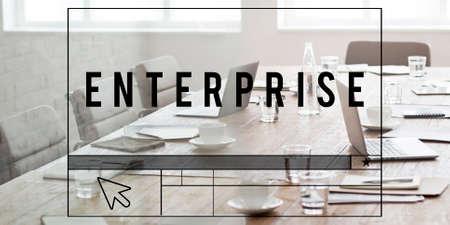 firm: Enterprise Venture Firm Company Concept