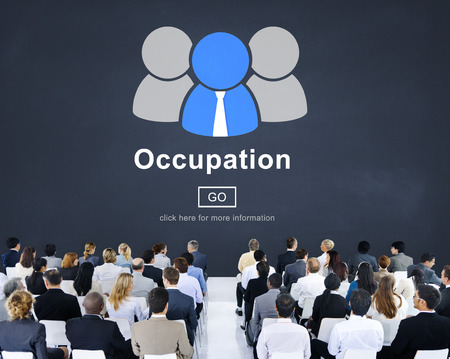 asian business team: Occupation Job Work Career Profession Occupational Concept