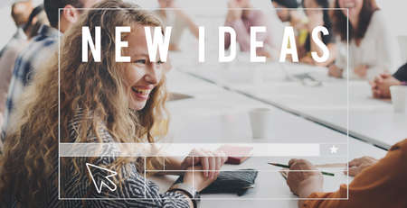 new ideas: New Ideas Creativity Design Inspiration Imagination Concept Stock Photo