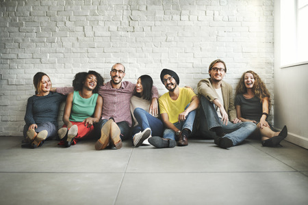 community people: People Community Diversity Students Concept