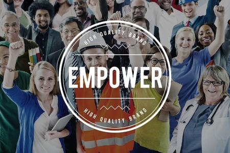 empower: Empower Empowering Empowerment Improvement Concept