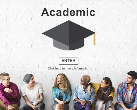 Educación Colegio Académico Concepto estudio de aprendizaje