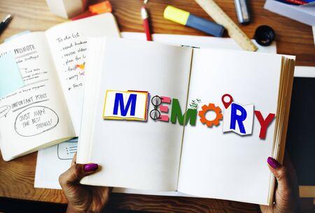 remember: Memoria Recuerde el concepto de base de datos Mente