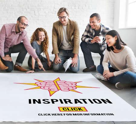 creer: Inspiration Believe Goals Dreams Website Concept