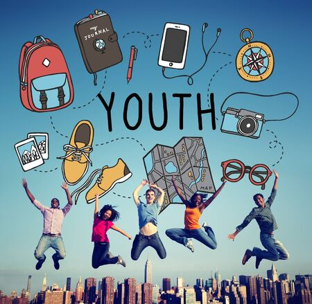 minor: Youth Young Teens Minor Lifestyle Concept