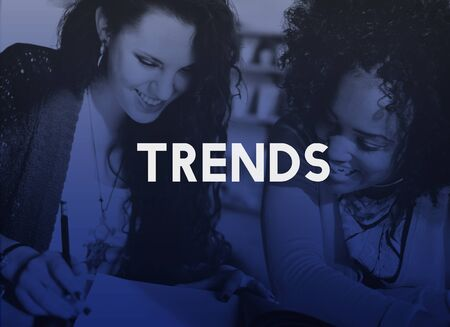 black empowerment: Trends Trend Trending Trendy Fashion Style Design Concept Stock Photo
