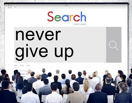 retry: Never Give Up Keep Trying Restart Retry Concept