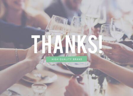 gratefulness: Gracias Concepto agradecido la alta calidad de la marca de f�brica