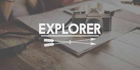 discovering: Exploration Discovering Experience Explorer Try Concept
