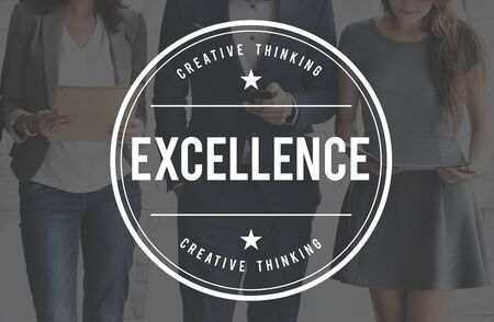 expertise: Excellence Greatness Expertise Good Concept Stock Photo