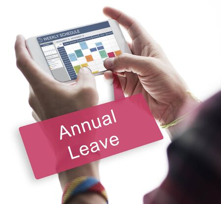 recover: Annual Leave Holiday Leisure Recover Relax Concept Stock Photo