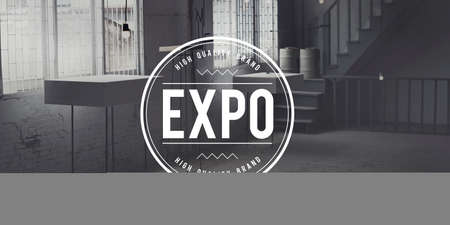 expo: Expo Advertising Room Interior Event Concept