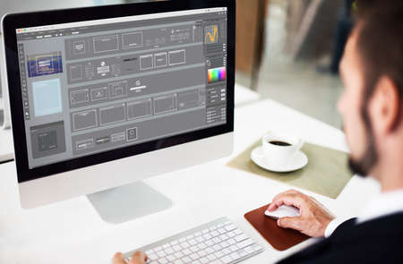 preset: Edit Software Templates Design Graphics Concept