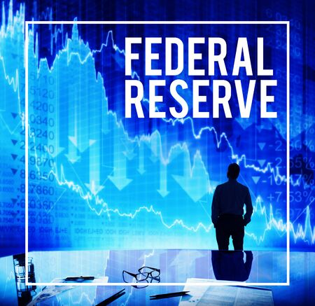 federal reserve: Federal Reserve American USA Banking Economy Concept Stock Photo