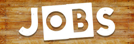 jobs: Jobs Occupation Work Career Profession Concept