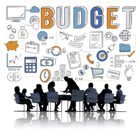 expenditures: Budget Investment Finance Economy Expenditures Concept