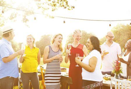 santa cena: Placer Food Beverage partido de la ocasi�n Vino