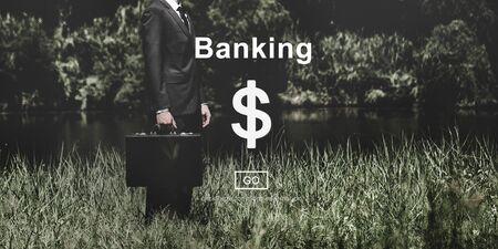 attache case: Banking Money Cash Online Website Internet Concept