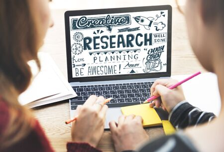 the explanation: Research Results Report Facts Exploration Discovery Concept