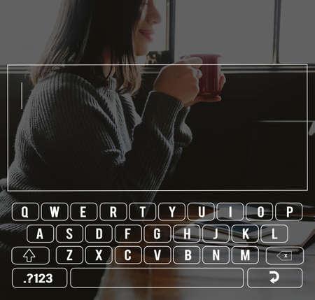 alphabet keyboard: Keyboard Alphabet Communication Electronic Concept