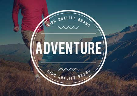 bonne aventure: Adventure Trip Voyage Expedition Concept