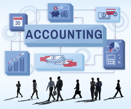 rush hour: Accounting Banking Finance Income Profit Concept