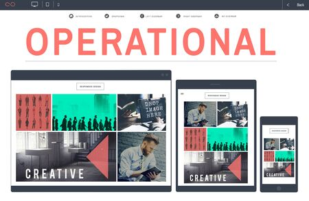 an operative: Operation Practical Prepared Effictive Concept