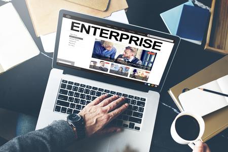 establishment: Enterprise Establishment Operation Franchise Firm Concept