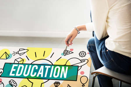 architectural studies: Education Insight Study Learning College School Concept Stock Photo