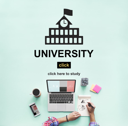Educación Universidad conocimiento de la sabiduría aprender el concepto