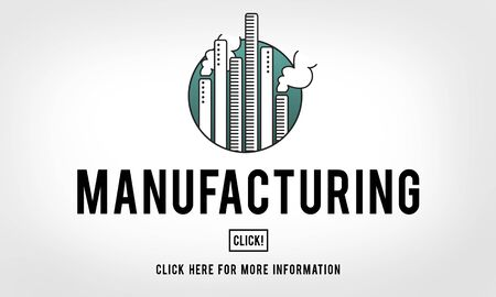invent: Manufacturing Invent Assembly Business Produce Concept