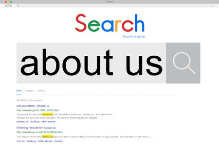 about us: About Us Page Information Story Brand Concept