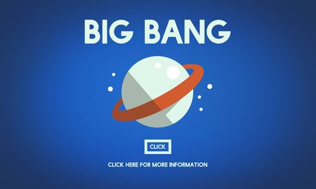 theories: Astronomy Big Bang Planet Spaceship Concept