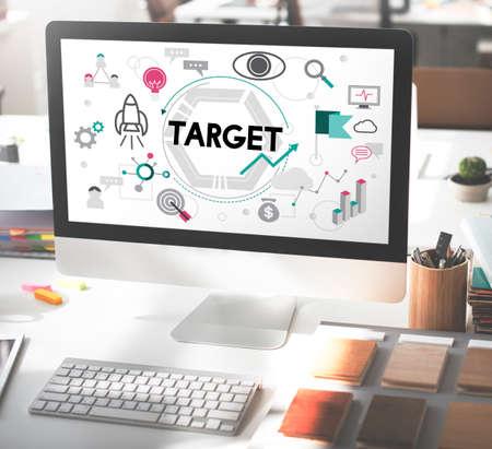 aspiration: Target Aspiration Mission Vision Strategy Concept