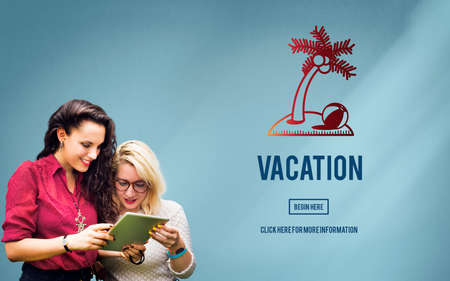 campus tour: Vacation Holiday Relaxation Journey Travel Break Concept
