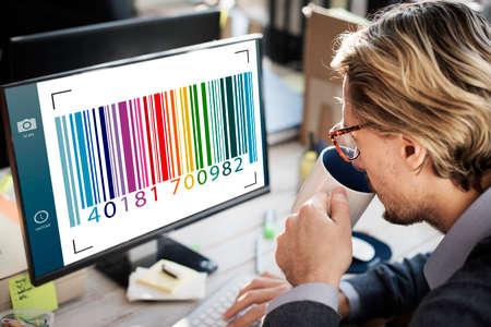 barcode: Barcode  Label Camera Focus Interface