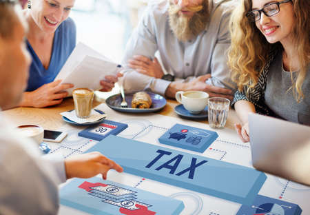tax refund: Tax Refund Return Audit Financial Income Legal Concept