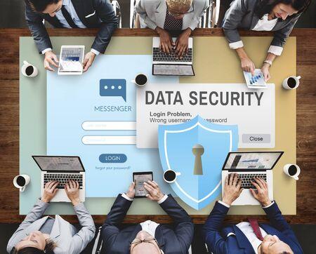 phishing: Data Security Digital Intenret Phishing Online Concept
