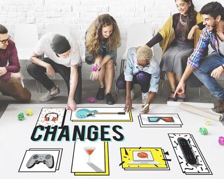 improvment: Changes Adapting Choice Future Improvment Concept