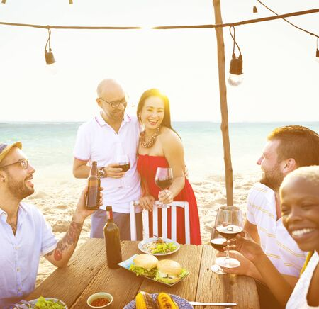 on occasion: Enjoyment Food Beverage Wine Occasion Party Concept