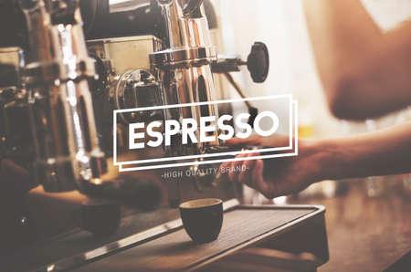 caffeine: Espresso Coffee Caffeine Capuccino Delicious Concept