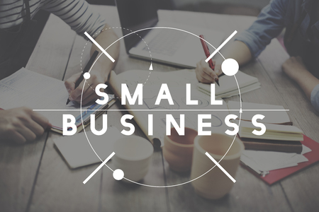 company ownership: Small Business Ownership Startup Company Concept