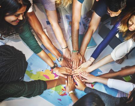 solidaridad: Concepto compa�ero de equipo Solidaridad grupo de la comunidad